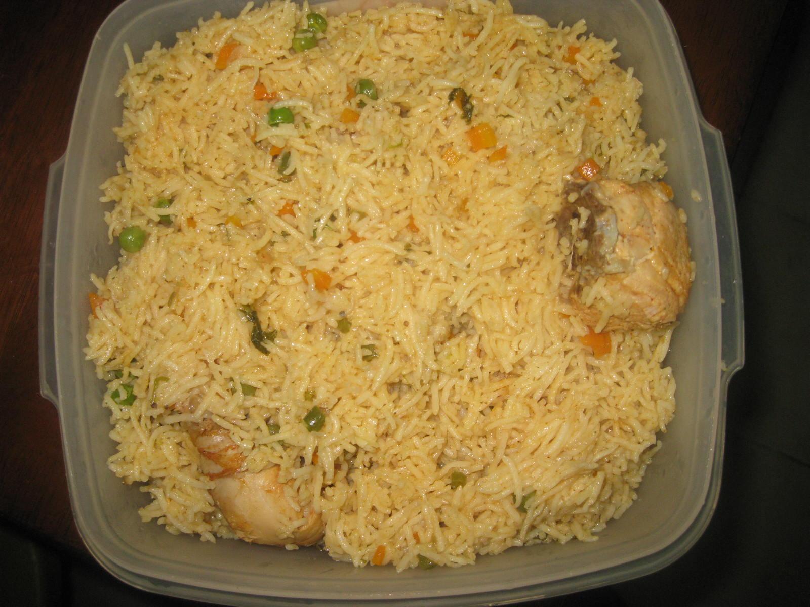 Vegetable Kabsa Arabic Rice The Uniquemedley