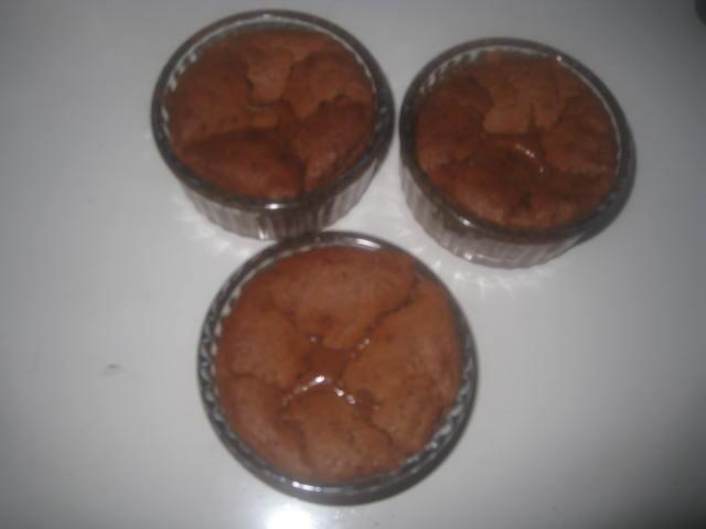 Chocolate Lava Pudding